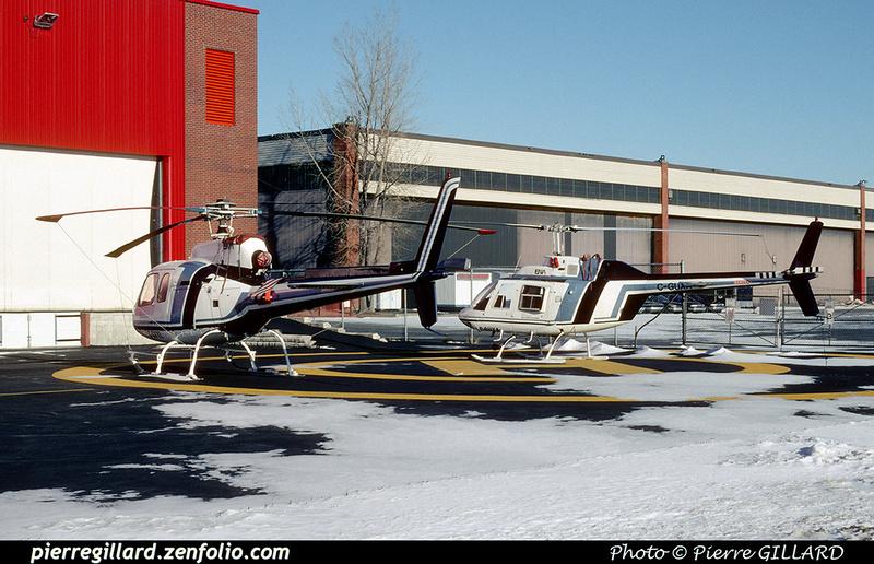Pierre GILLARD: Hélicoptères &emdash; 2002-0634