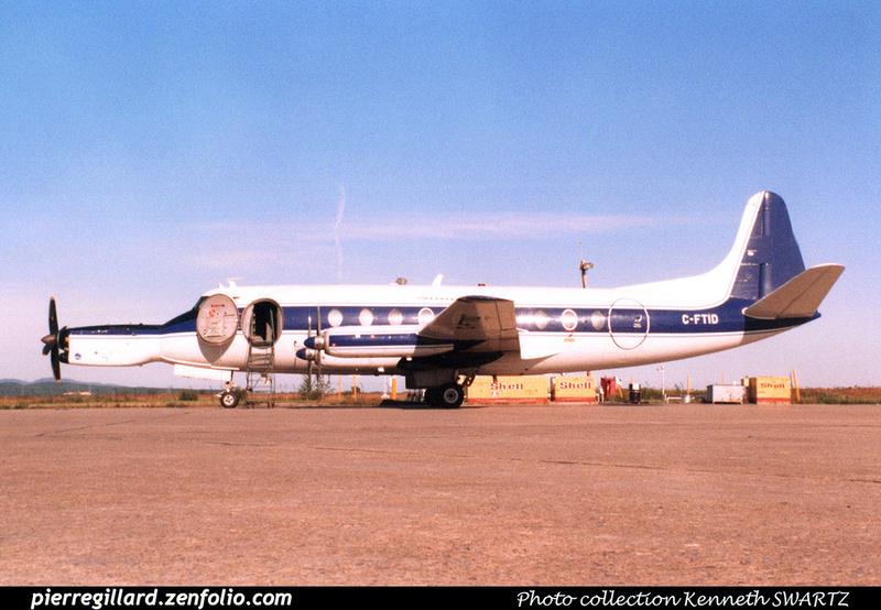 Pierre GILLARD: Canada - Pratt & Whitney Canada &emdash; 030505