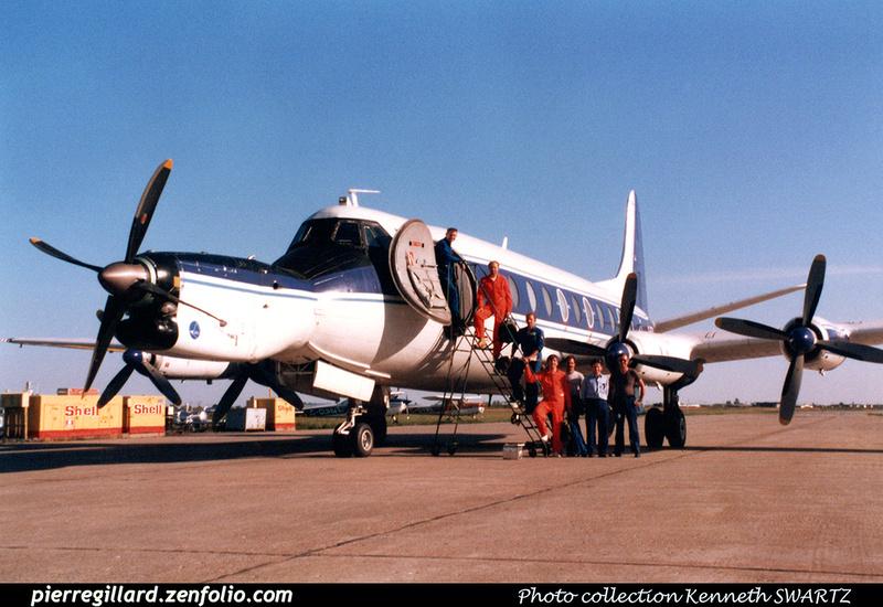 Pierre GILLARD: Canada - Pratt & Whitney Canada &emdash; 030506