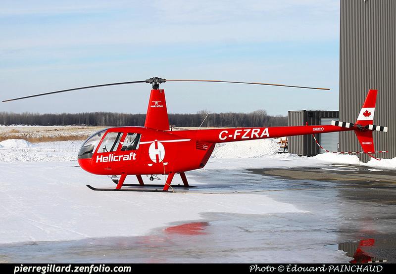 Pierre GILLARD: Canada - Helicraft &emdash; 030513
