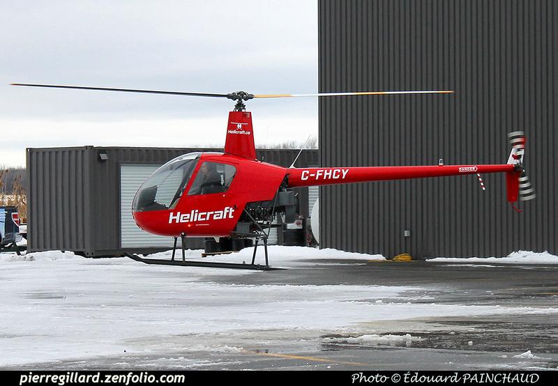 Pierre GILLARD: Canada - Helicraft &emdash; 030514