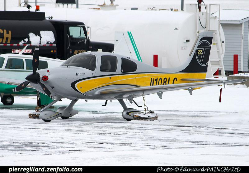 Pierre GILLARD: Private Aircraft - Avions privés : U.S.A. &emdash; 030512