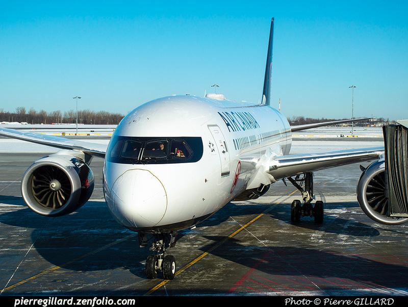 Pierre GILLARD: Air Canada &emdash; 2020-532236