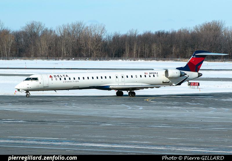 Pierre GILLARD: Delta Air Lines & Delta Connection &emdash; 2020-900088
