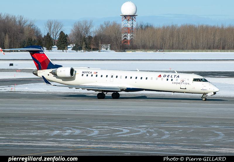 Pierre GILLARD: Delta Air Lines & Delta Connection &emdash; 2020-900068
