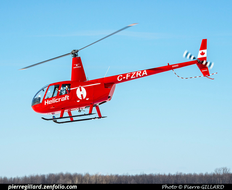Pierre GILLARD: Canada - Helicraft &emdash; 2020-426311