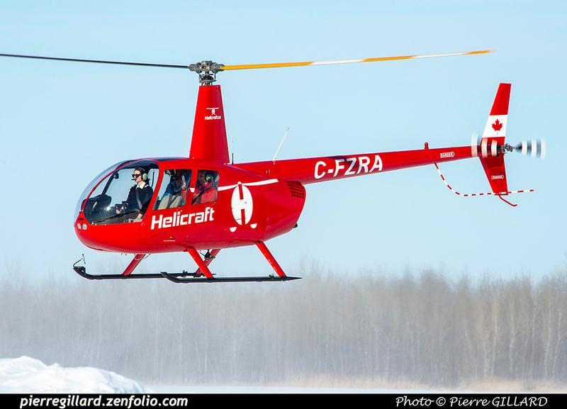 Pierre GILLARD: Canada - Helicraft &emdash; 2020-426302