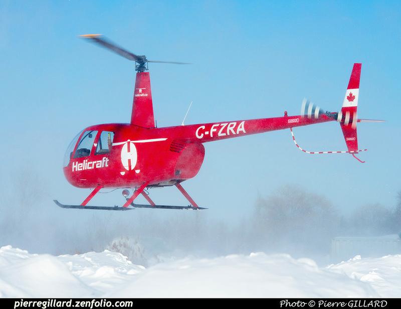 Pierre GILLARD: Canada - Helicraft &emdash; 2020-426280