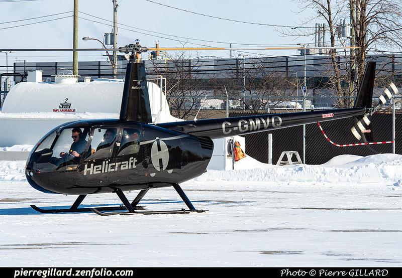 Pierre GILLARD: Canada - Helicraft &emdash; 2020-426251
