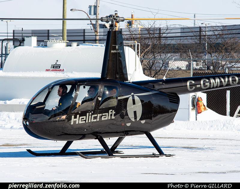 Pierre GILLARD: Canada - Helicraft &emdash; 2020-426250