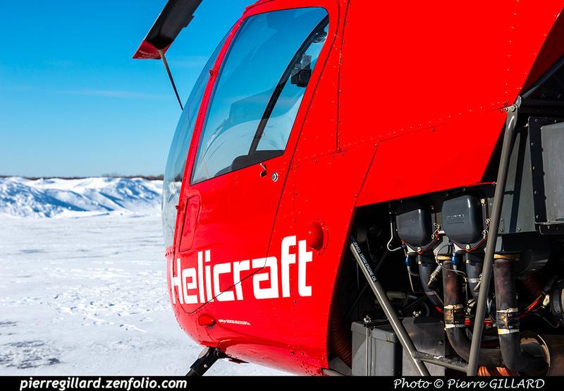 Pierre GILLARD: Canada - Helicraft &emdash; 2020-623530