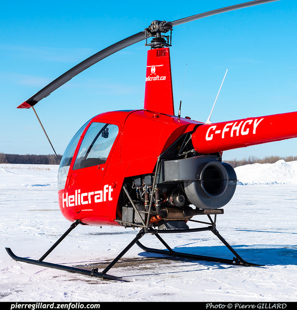 Pierre GILLARD: Canada - Helicraft &emdash; 2020-623522