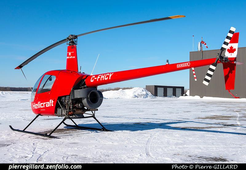 Pierre GILLARD: Canada - Helicraft &emdash; 2020-623524