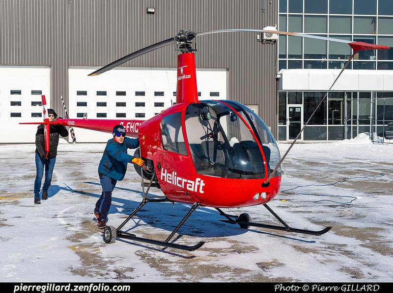 Pierre GILLARD: Canada - Helicraft &emdash; 2020-623517
