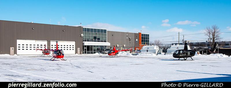 Pierre GILLARD: Canada - Helicraft &emdash; 2020-623512