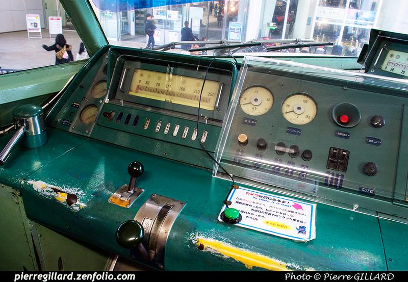 Pierre GILLARD: Japon : Kyoto Railway Museum  - 京都鉄道博物館 &emdash; 2020-532786