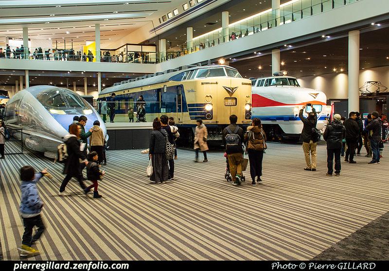 Pierre GILLARD: Japon : Kyoto Railway Museum  - 京都鉄道博物館 &emdash; 2020-532803