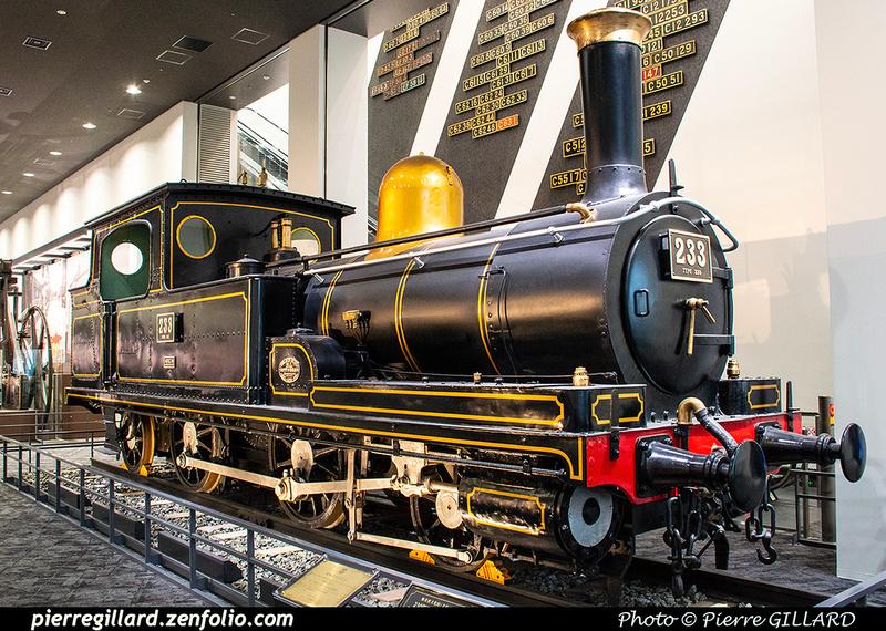 Pierre GILLARD: Japon : Kyoto Railway Museum  - 京都鉄道博物館 &emdash; 2020-532806