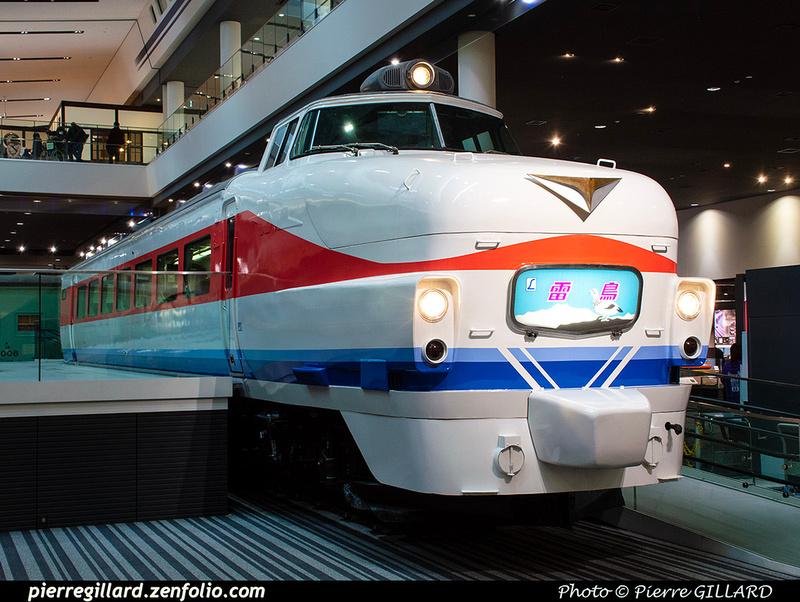 Pierre GILLARD: Japon : Kyoto Railway Museum  - 京都鉄道博物館 &emdash; 2020-532808