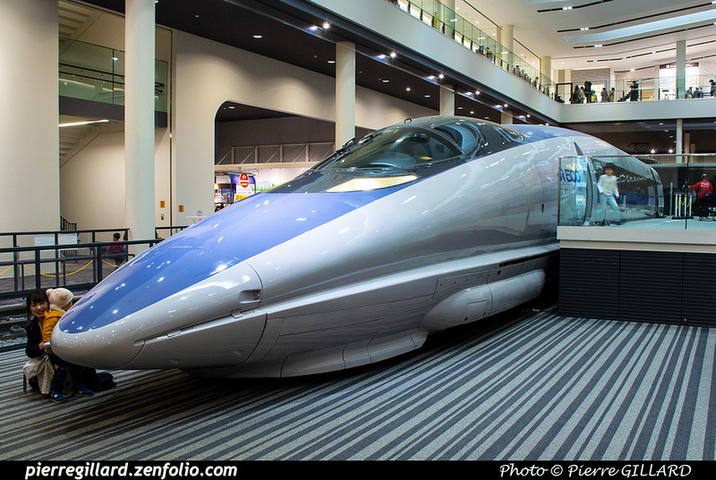 Pierre GILLARD: Japon : Kyoto Railway Museum  - 京都鉄道博物館 &emdash; 2020-532811