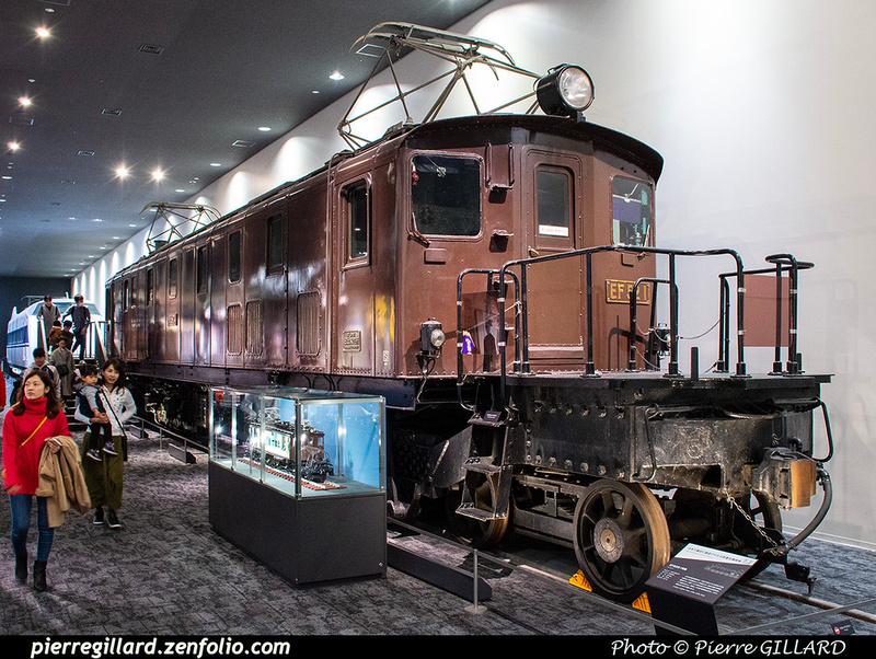 Pierre GILLARD: Japon : Kyoto Railway Museum  - 京都鉄道博物館 &emdash; 2020-532815