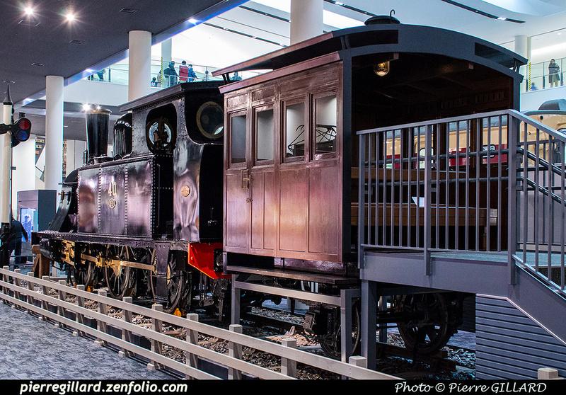 Pierre GILLARD: Japon : Kyoto Railway Museum  - 京都鉄道博物館 &emdash; 2020-532830