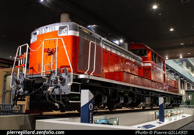 Pierre GILLARD: Japon : Kyoto Railway Museum  - 京都鉄道博物館 &emdash; 2020-532837