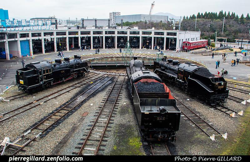 Pierre GILLARD: Japon : Kyoto Railway Museum  - 京都鉄道博物館 &emdash; 2020-532861