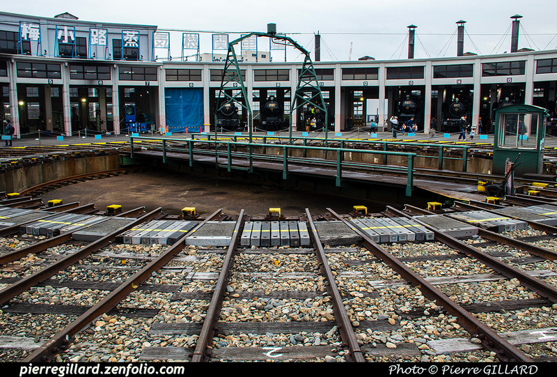 Pierre GILLARD: Japon : Kyoto Railway Museum  - 京都鉄道博物館 &emdash; 2020-532872