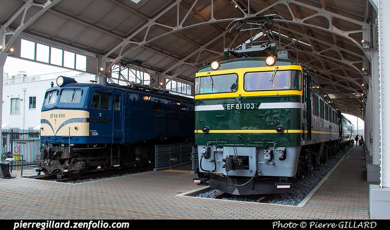 Pierre GILLARD: Japon : Kyoto Railway Museum  - 京都鉄道博物館 &emdash; 2020-532897