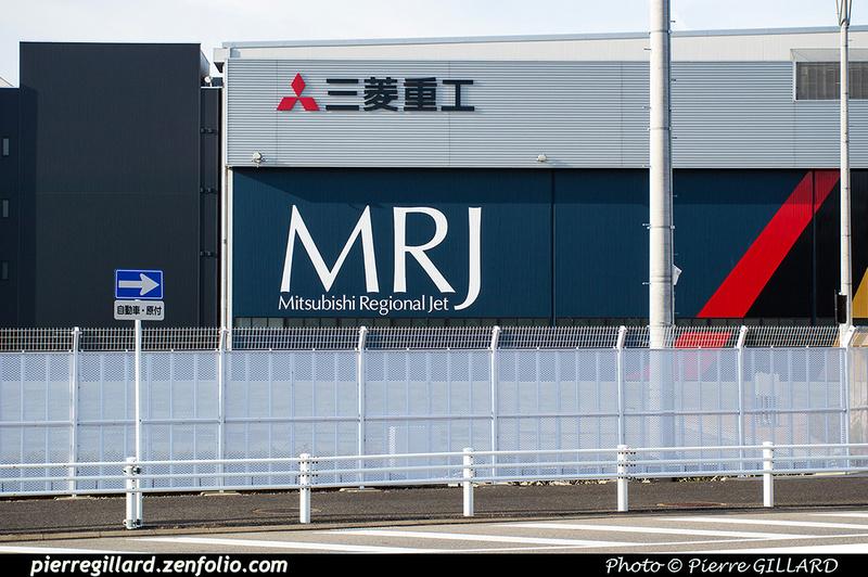 Pierre GILLARD: Japan - Mitsubishi Aircraft Corporation - Nagoya &emdash; 2020-533273