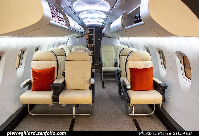 Pierre GILLARD: Japan - Mitsubishi Aircraft Corporation - Nagoya &emdash; 2020-533265