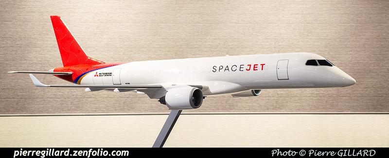 Pierre GILLARD: Japan - Mitsubishi Aircraft Corporation - Nagoya &emdash; 2020-533263