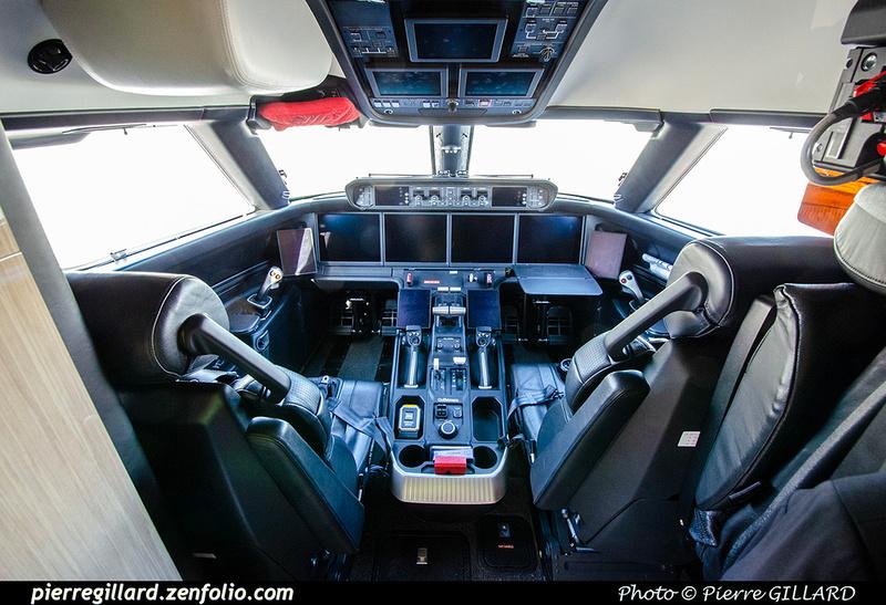 Pierre GILLARD: Gulfstream GVII-G600 &emdash; 2020-713526