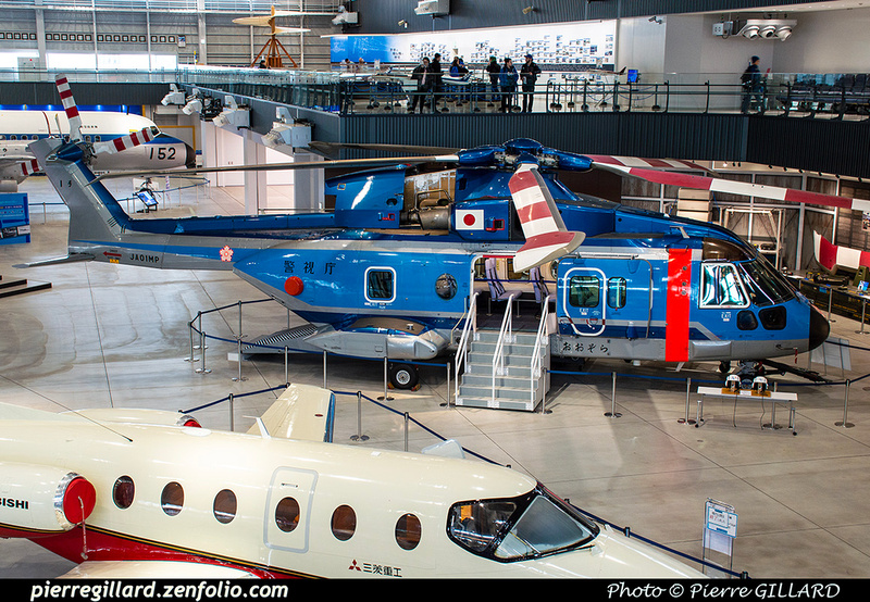 Pierre GILLARD: Japan : Aichi Museum of Flight &emdash; 2020-533299