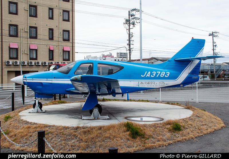 Pierre GILLARD: Japan : Aichi Museum of Flight &emdash; 2020-533339