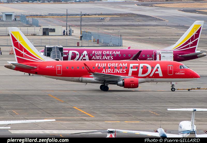 Pierre GILLARD: FDA - Fuji Dream Airlines - 株式会社フジ ドリーム エアラインズ &emdash; 2020-900488