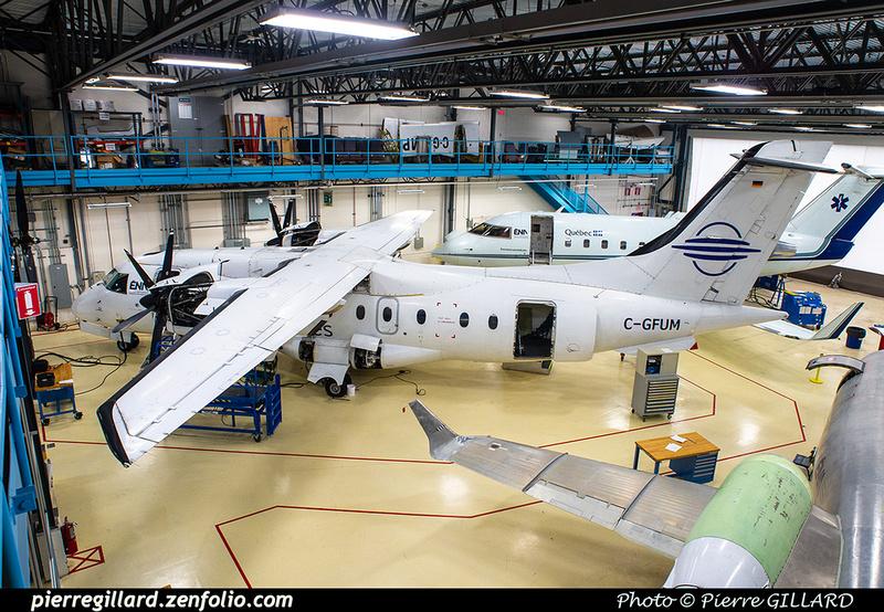 Pierre GILLARD: Dornier 328 C-GFUM &emdash; 2020-623575