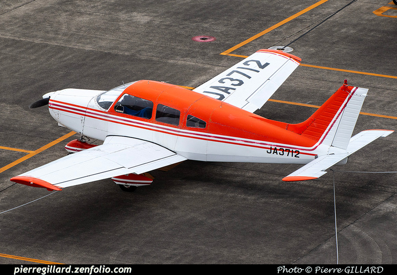 Pierre GILLARD: Private Aircraft - Avions privés : Asia - Asie &emdash; 2020-900405