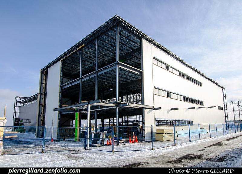 Pierre GILLARD: Canada : CYHU - Saint-Hubert, QC &emdash; 2020-713554