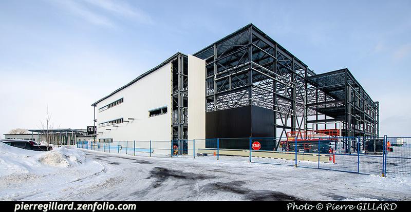 Pierre GILLARD: Canada : CYHU - Saint-Hubert, QC &emdash; 2020-713552