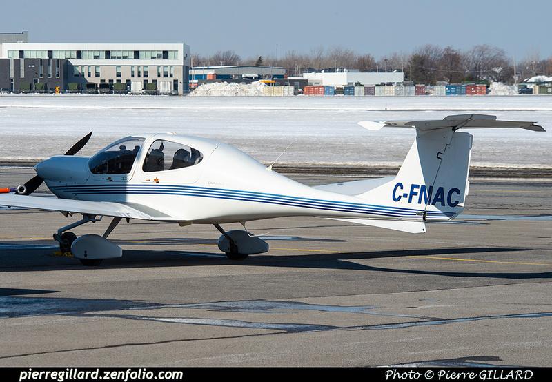 Pierre GILLARD: Private Aircraft - Avions privés : Canada &emdash; 2020-426329