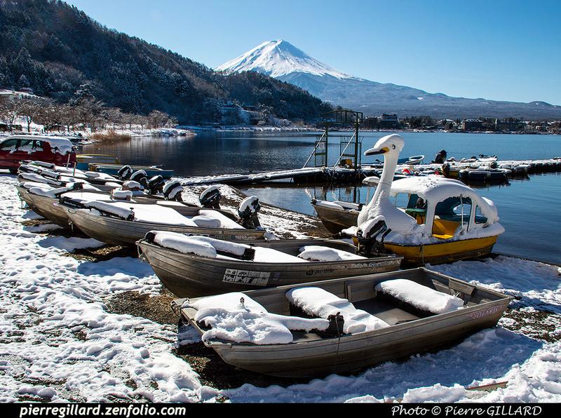 Pierre GILLARD: Kawaguchiko (河口湖) &emdash; 2020-533535