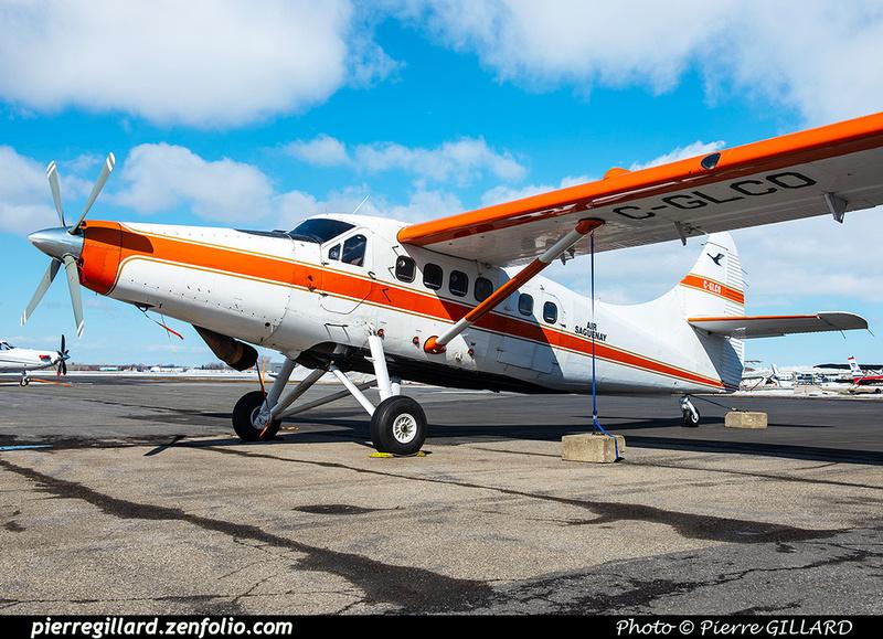Pierre GILLARD: Air Saguenay &emdash; 2020-623622