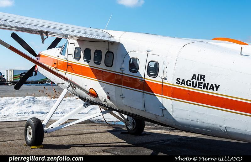 Pierre GILLARD: Air Saguenay &emdash; 2020-623624