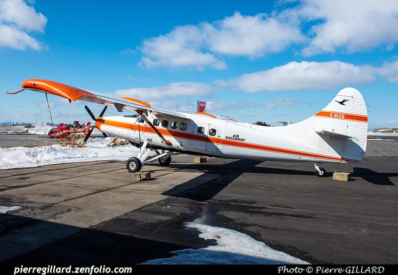 Pierre GILLARD: Air Saguenay &emdash; 2020-623616