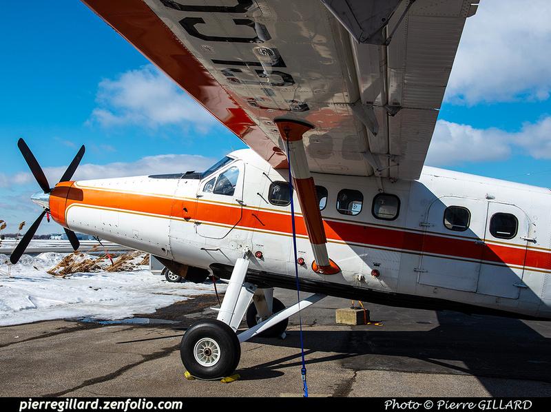 Pierre GILLARD: Air Saguenay &emdash; 2020-623619