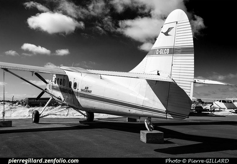 Pierre GILLARD: Air Saguenay &emdash; 2020-623627