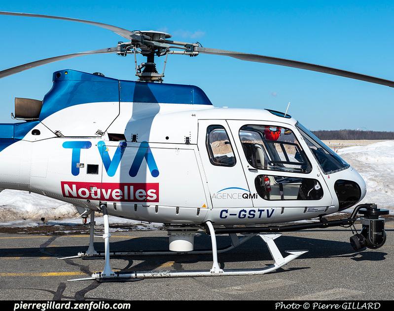 Pierre GILLARD: Canada - Québec Hélicoptères &emdash; 2020-623607