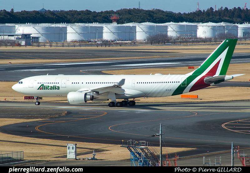 Pierre GILLARD: Alitalia &emdash; 2020-533953